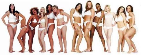 Dove Models Real Beauty Image