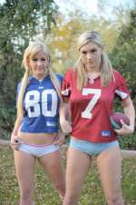 Super Bowl Sunday Camel Toe